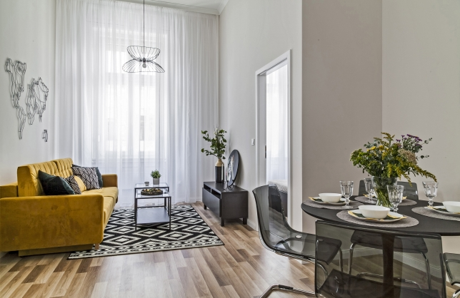Flat for sale in Terézváros, 60 sqm